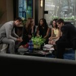 """Donnabella Mortel as """"Kylie Weston"""" on The Young and The Restless"""