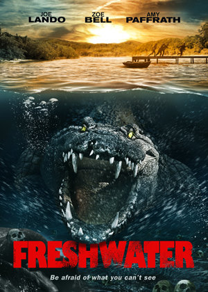 "Donnabella Mortel Appears in feature film ""FreshWater"" with Zoe Bell and Joe Lando"